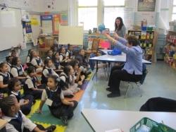 Public Prep Elementary Classroom New York