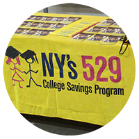 Public Prep Academies encourage families to open NY 529 College Savings Accounts. We match annual contributions of $50.