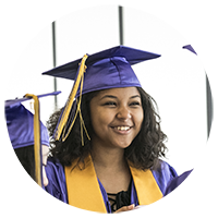 Public Prep provides alumnae support through high school and into college, ensuring they are not only on a path to college, but also a path through college. See our approach here.