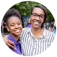 "Our Directors of High School Admissions and College Completion ensure scholars and their families identify and receive enrollment in ""right- fit"" high schools."
