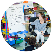 Cognitively Guided Instruction (CGI) at Public Prep Schools in NYC