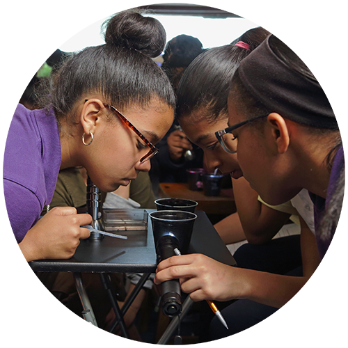 Public Prep is committed to developing the next generation of female and and male minority engineers, scientists and mathematicians.