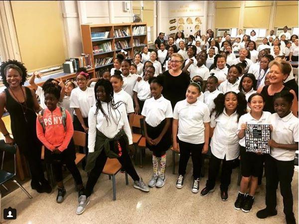 Female Lead Bronx Charter Schools New York Public Prep
