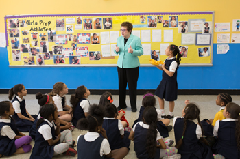 NCGS and Girls Prep Announce Billie Jean King to Appear at the Global Forum on Girls' Education® II
